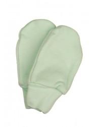 Kojenecké rukavičky Antony (zelené)