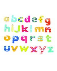 Magnetická malá abeceda (59ks) Boikido