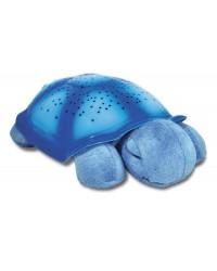 Nočné svetielko CloudB - Korytnačka (modrá)