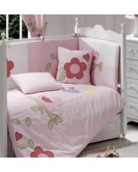 3-dielna posteľná súprava Funnababy - Fiore