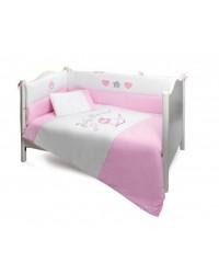 3-dielna posteľná súprava Funnababy - Princess
