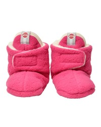 Capačky Lodger Slipper Fleece - Rosa 3-6m