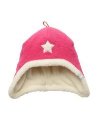 Čiapka Lodger Fleece Stars Rosa