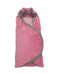 Zavinovačka Lodger  Wrapper Newborn Cotton - Dawn