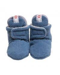 Capačky Lodger Slipper Fleece - Stone 3-6m