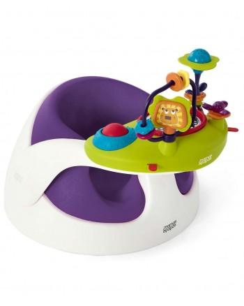 Stolička Snug s hračkou - Plum - Mamas&Papas