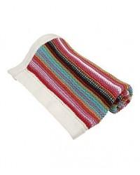 Pletená deka - prúžok, Gingerbread - Mamas&Papas