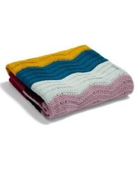 Pletená deka - Wave - Patternology - Mamas&Papas
