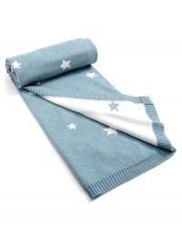 Pletená deka Blue star - Mamas&Papas