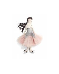 Bábika Mamas&Papas v baletnej sukni