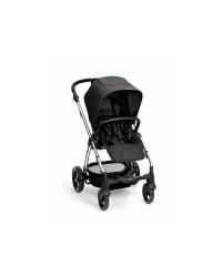 Kočík Mamas&Papas Sola2 - Black - chromová konštrukcia