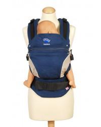 Detský nosič Manduca New Style - Tmavo modrá