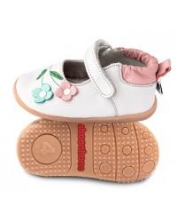 Kožené sandálky Shooshoos NEW - Antique Rose