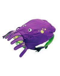 Nepremokavý ruksak Trunki - Chobotnica (fialový 7.5L)