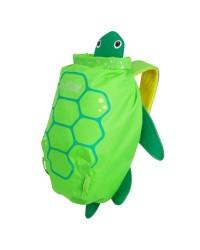 Nepremokavý ruksak Trunki - Korytnačka (zelený 7.5L)